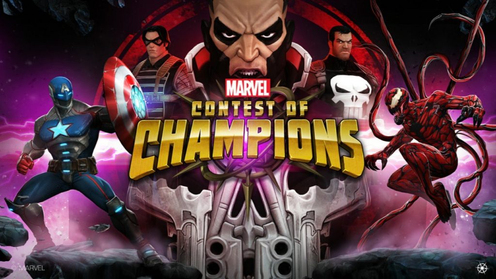Marvel Contest of Champions guides